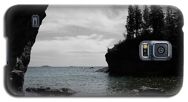Galaxy S5 Case featuring the photograph Peaceful Waters by Dylan Punke