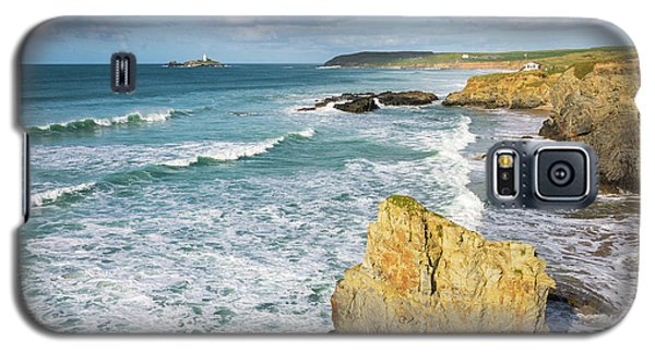 Peaceful Waves Galaxy S5 Case