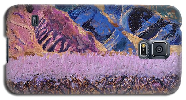 Peach Orchard Canigou Galaxy S5 Case