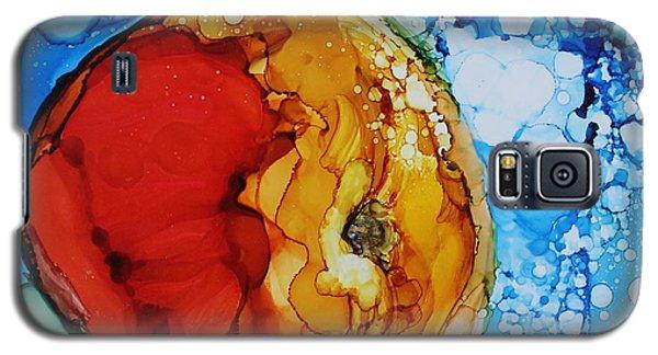 Peach Galaxy S5 Case