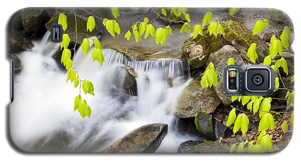 Peacham Brook Spring Galaxy S5 Case