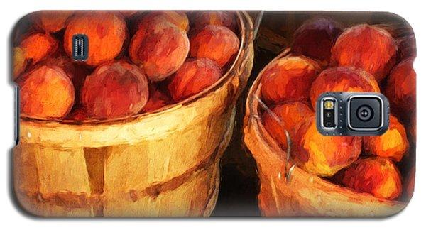 Peaches By The Bushel  Galaxy S5 Case