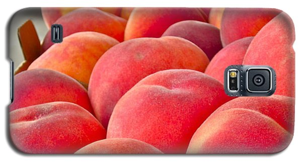 Peaches For Sale Galaxy S5 Case by Gwyn Newcombe