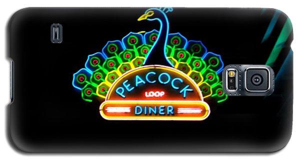 Peacock Diner In The Loop Galaxy S5 Case