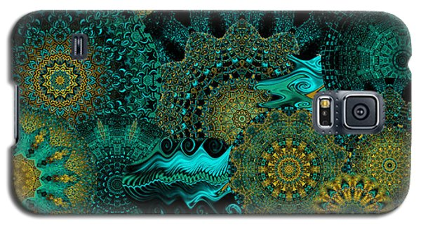 Peacock Fantasia Galaxy S5 Case
