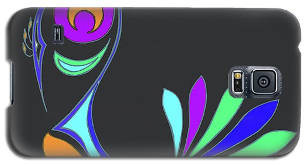 Peacock Impressions Galaxy S5 Case