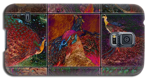 Peacocks Galaxy S5 Case