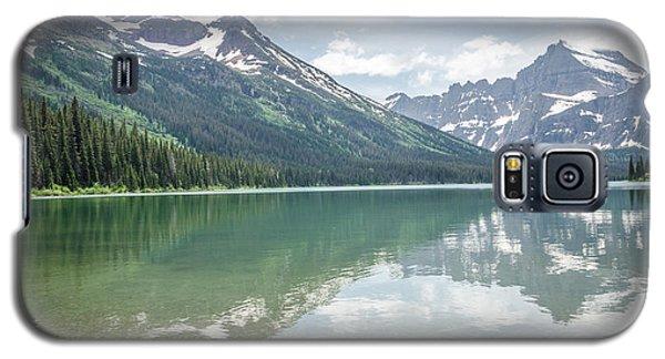 Peaks At Lake Josephine Galaxy S5 Case