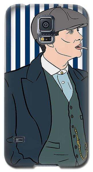 Peaky Blinders Galaxy S5 Case by Nicole Wilson