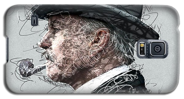 Peaky Blinders Scribble Galaxy S5 Case