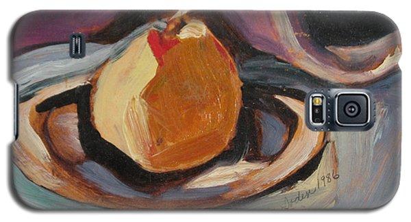 Pear Galaxy S5 Case by Daun Soden-Greene
