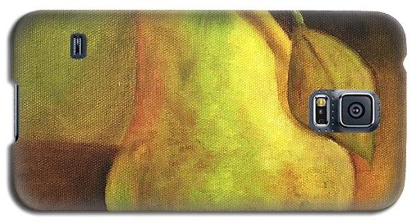 Pear Study  Galaxy S5 Case by Susan Dehlinger