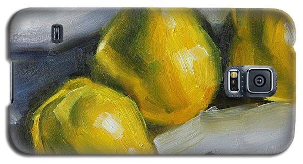 Pear Trio Galaxy S5 Case