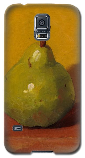 Pear With Yellow Galaxy S5 Case