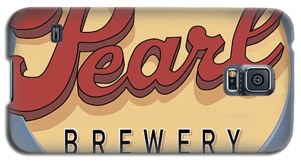 Pearl Brewery Sign Galaxy S5 Case