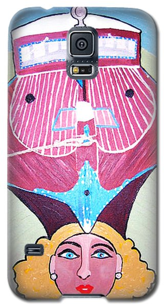 Pearl Of A Girl Galaxy S5 Case