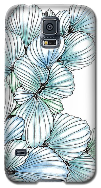 Pearlescent Plume Galaxy S5 Case