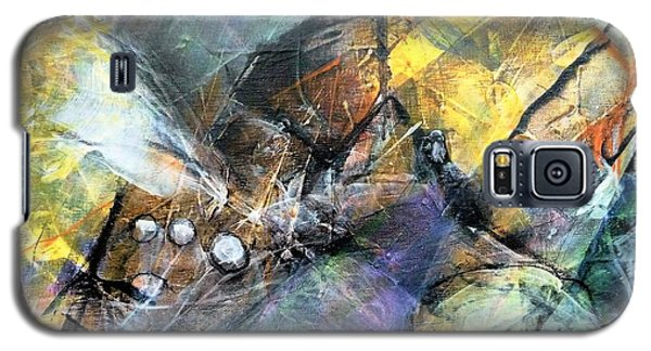 Pearls Of Wisdom Galaxy S5 Case by Jim Whalen
