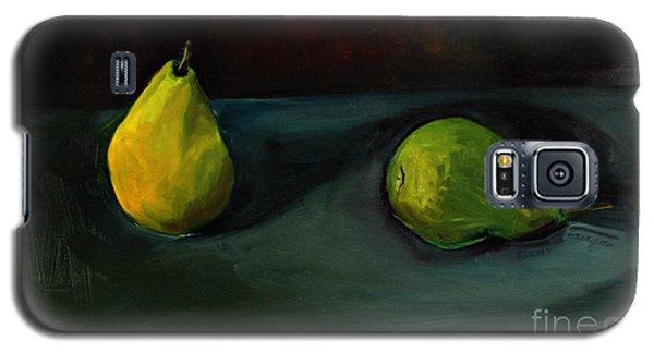 Pears Apart Galaxy S5 Case by Daun Soden-Greene