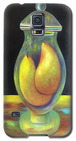 Pears In Ginger Jar.  Sold Galaxy S5 Case