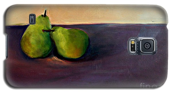 Pears One On One Galaxy S5 Case by Daun Soden-Greene