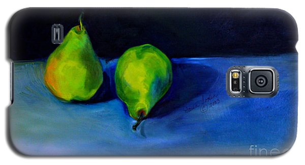 Pears Space Between Galaxy S5 Case by Daun Soden-Greene