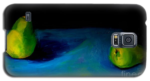Pears Unpaired Galaxy S5 Case by Daun Soden-Greene