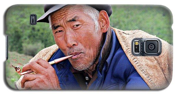 Peasant Farmer Galaxy S5 Case