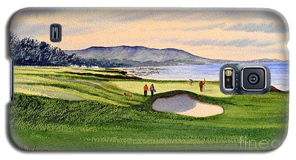 Pebble Beach Golf Course Galaxy S5 Case