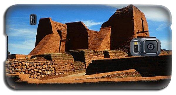 Galaxy S5 Case featuring the photograph Pecos New Mexico by Joseph Frank Baraba