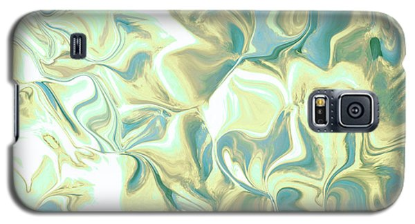 Pedals Green-blue Galaxy S5 Case