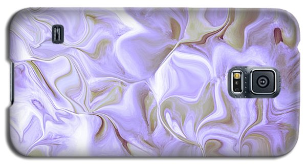 Pedals Lavendar Galaxy S5 Case