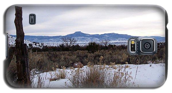 Pedernal Mountain Galaxy S5 Case