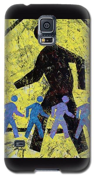 Pedestrian Crossing Galaxy S5 Case