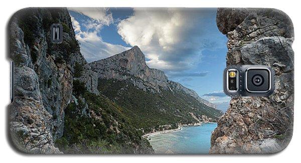 Pedra Longa Rocks Galaxy S5 Case