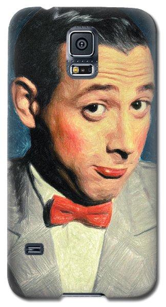 Pee-wee Herman Galaxy S5 Case