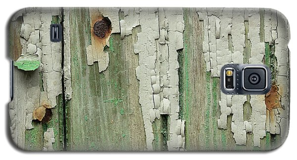 Galaxy S5 Case featuring the photograph Peeling 3 by Mike Eingle