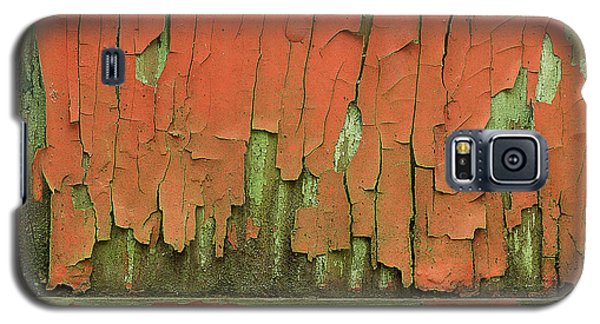 Galaxy S5 Case featuring the photograph Peeling 4 by Mike Eingle