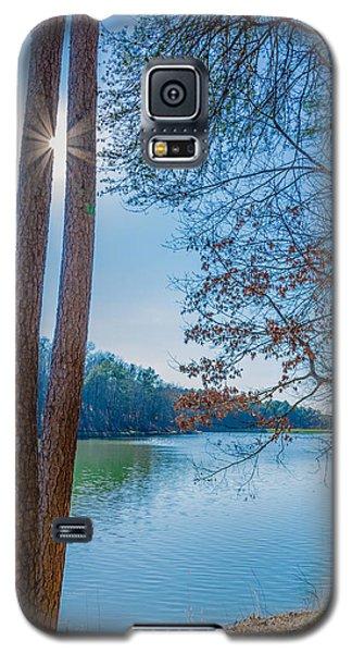 Peeping Sun Galaxy S5 Case