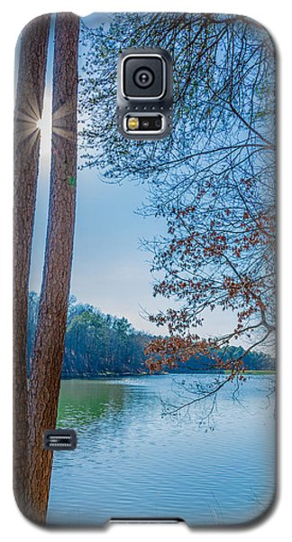 Peeping Sun Galaxy S5 Case