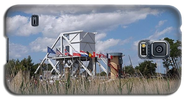 Pegasus Bridge Galaxy S5 Case