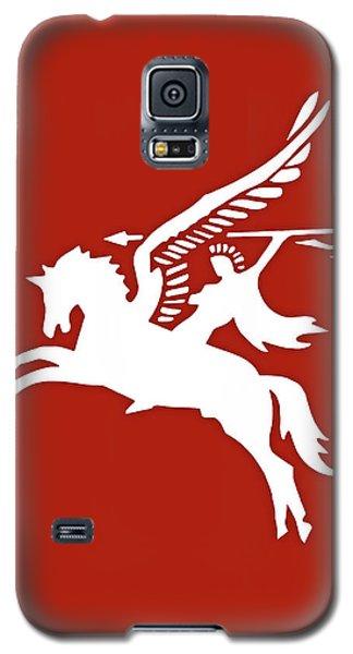 Pegasus In War Galaxy S5 Case by Kristin Elmquist