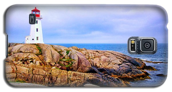 Peggys Cove Lighthouse Galaxy S5 Case