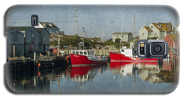 Peggys Cove Marina Galaxy S5 Case
