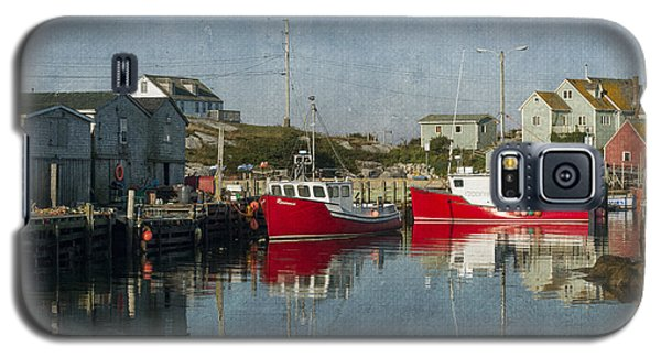 Peggys Cove Marina Galaxy S5 Case