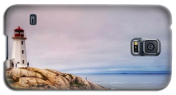 Peggys Point Lighthouse Galaxy S5 Case