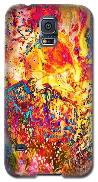 Pele Galaxy S5 Case by Francesa Miller