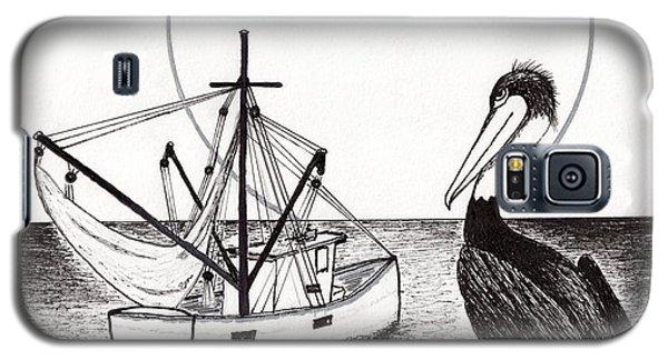 Pelican Fishing Paradise C1 Galaxy S5 Case