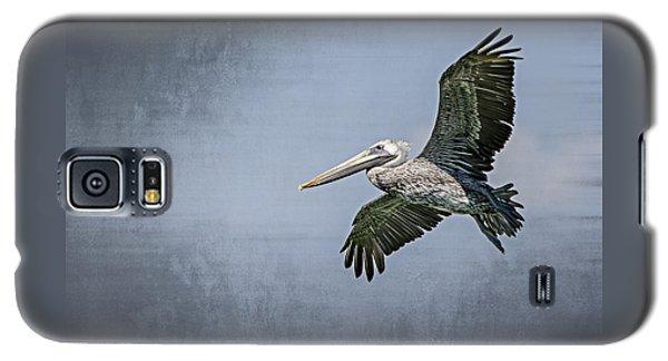 Pelican Flight Galaxy S5 Case by Carolyn Marshall