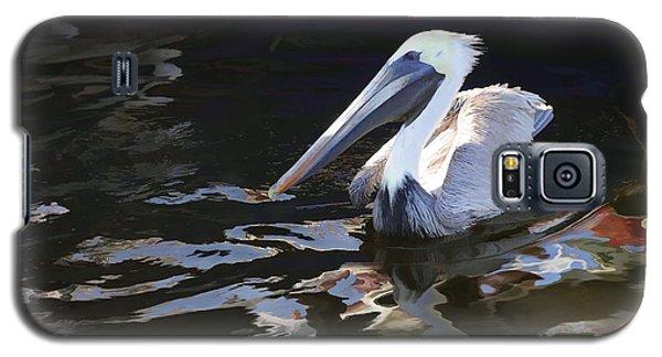 Pelican II Oil Painting Galaxy S5 Case